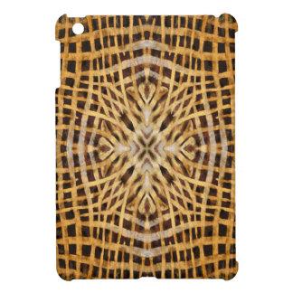 Kaleidoscope fur pattern ipad mini case