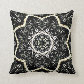 Kaleidoscope Gothic Cushion