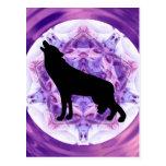 Kaleidoscope Howling Wolf
