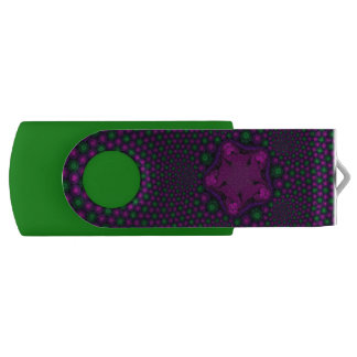 Kaleidoscope in a galaxy USB flash drive