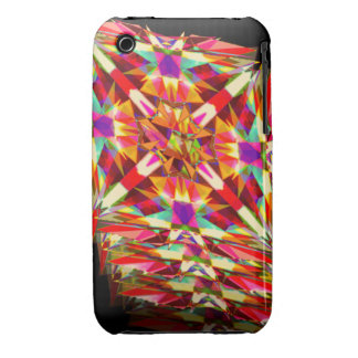 Kaleidoscope in Motion iPhone 3 Cover