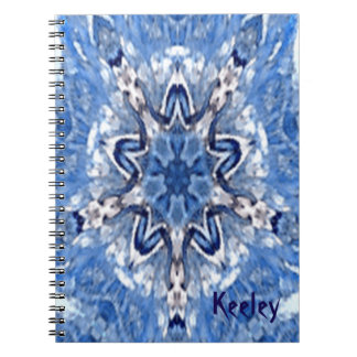 Kaleidoscope Keeley Photo Notebook