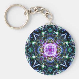 Kaleidoscope Key Ring