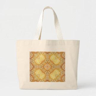 Kaleidoscope Kreations Lemon Tapestry 2 Canvas Bag