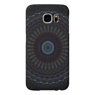 Kaleidoscope Mandala Design Samsung Galaxy S6 Case