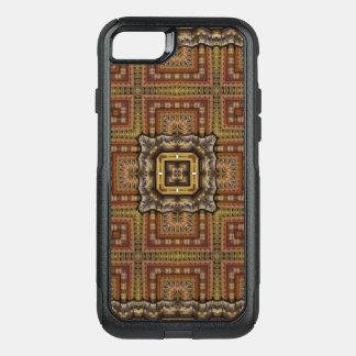 Kaleidoscope Mandala in Hungary: Matthias Pattern OtterBox Commuter iPhone 8/7 Case