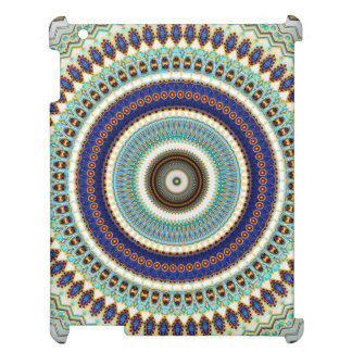 Kaleidoscope Mandala in Hungary: Pattern 197.5 Cover For The iPad