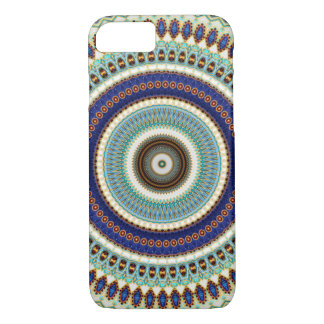 Kaleidoscope Mandala in Hungary: Pattern 197.5 iPhone 7 Case