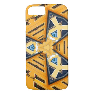Kaleidoscope Mandala in Hungary: Pattern 201 iPhone 7 Case