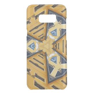 Kaleidoscope Mandala in Hungary: Pattern 201 Uncommon Samsung Galaxy S8 Plus Case