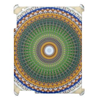 Kaleidoscope Mandala in Portugal: Embassy Pattern iPad Covers