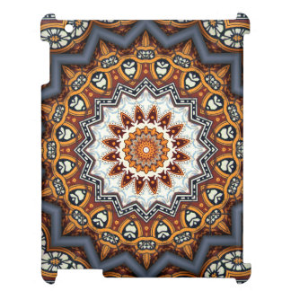 Kaleidoscope Mandala in Portugal: Pattern 224.11 Cover For The iPad