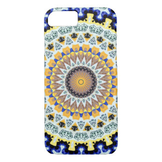 Kaleidoscope Mandala in Portugal: Pattern 224.3 iPhone 8/7 Case