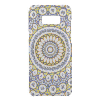 Kaleidoscope Mandala in Portugal: Pattern 224.7 Uncommon Samsung Galaxy S8 Plus Case