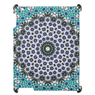 Kaleidoscope Mandala in Portugal: Pattern 224.9 iPad Covers