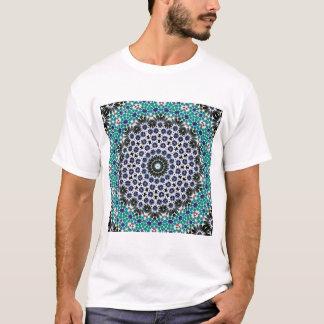 Kaleidoscope Mandala in Portugal: Pattern 224.9 T-Shirt