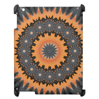 Kaleidoscope Mandala in Slovenia: Pattern 209 iPad Cases