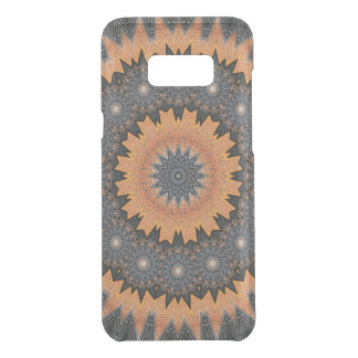 Kaleidoscope Mandala in Slovenia: Pattern 209 Uncommon Samsung Galaxy S8 Plus Case