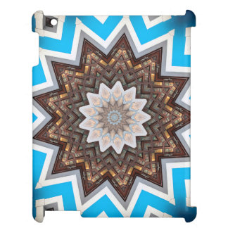 Kaleidoscope Mandala in Slovenia: Pattern 213.1 iPad Case