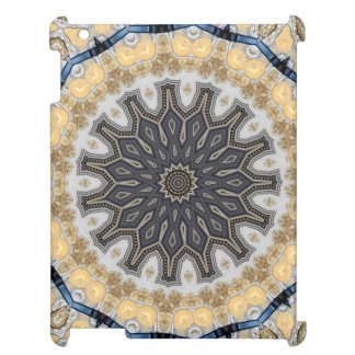 Kaleidoscope Mandala in Vienna: Pattern 220.10 iPad Covers