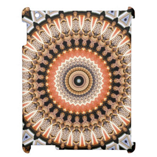 Kaleidoscope Mandala in Vienna: Pattern 220.7 iPad Cases