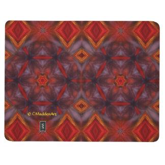 Kaleidoscope Mandala Pocket Journal