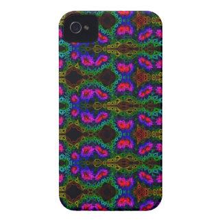 Kaleidoscope Meets Spirograph Desert Jewels Case-Mate iPhone 4 Case