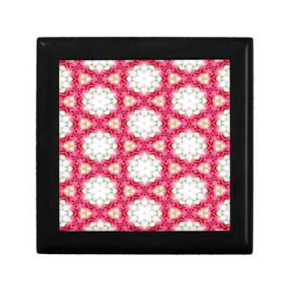 Kaleidoscope mosaic gift box