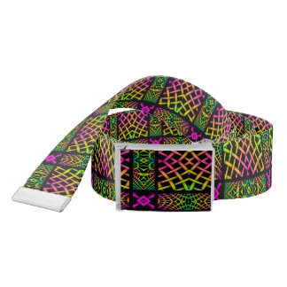 Kaleidoscope Mosaic III + your ideas Belt