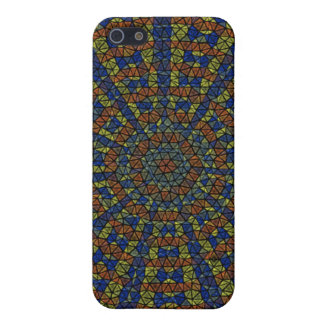 Kaleidoscope Mosaic iPhone 5/5S Case