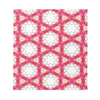 Kaleidoscope mosaic notepads