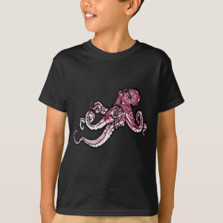 Kaleidoscope Octopus T-Shirt