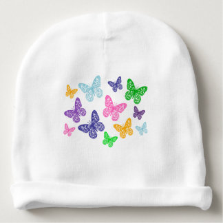 Kaleidoscope of Butterflies - Baby Beanie