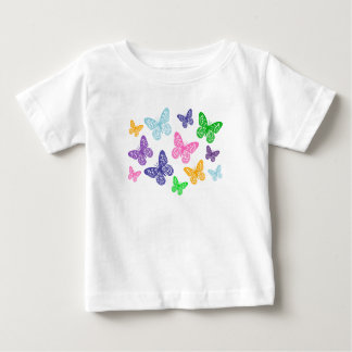Kaleidoscope of Butterflies - Baby T-shirt