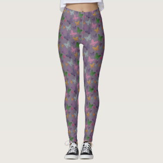 Kaleidoscope of Butterflies - Leggings