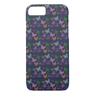 Kaleidoscope of Butterflies - Phone Case