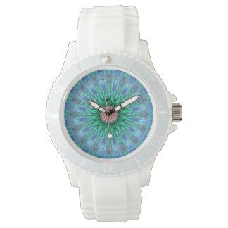 Kaleidoscope of color watch