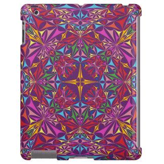 Kaleidoscope of Colors iPad Case