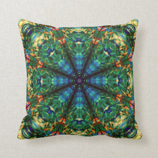 Kaleidoscope of Colors Cushion