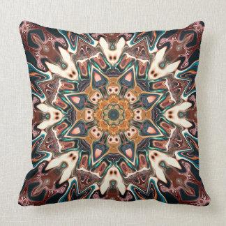 Kaleidoscope of Colors Cushion