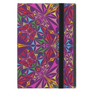 Kaleidoscope of Colors iPad Mini Cases