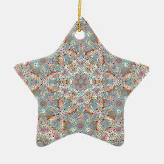 Kaleidoscope of Sky Stations, Kansas City Christmas Ornament