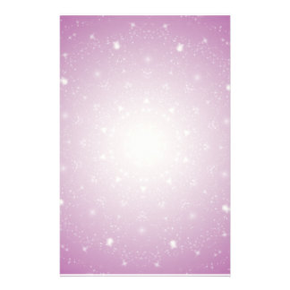 Kaleidoscope of Stars Stationary Stationery