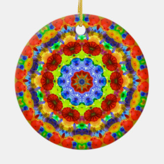kaleidoscope ornament