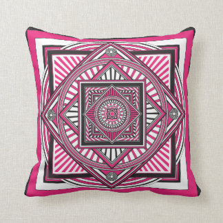 Kaleidoscope PINK Cushion