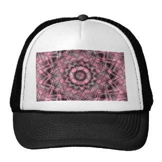 kaleidoscope pink hats