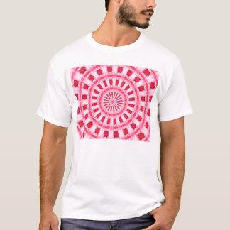kaleidoscope pink tee shirt
