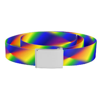 Kaleidoscope Rainbow Belt