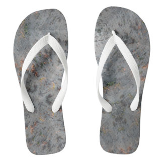 Kaleidoscope Sandy Beach FlipFlops
