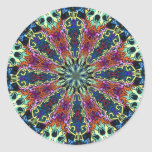 Kaleidoscope Stickers